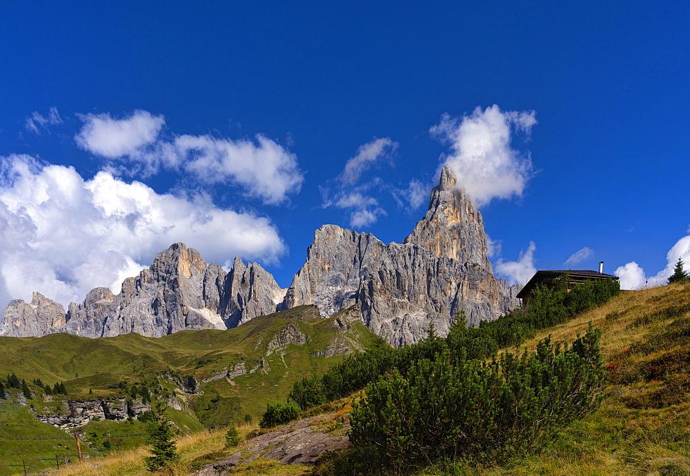 Italy, Veneto, Dolomites, Rolle pass, Cimon de la Pala - 1264-244