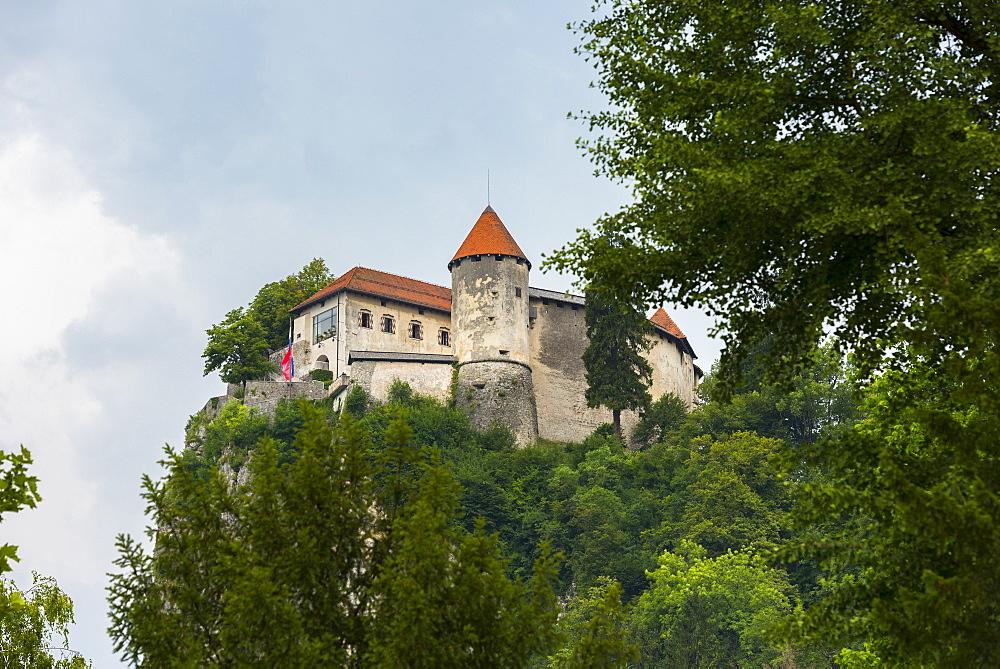 Castle Bled, Bled, Slovenia, Europe - 1264-78