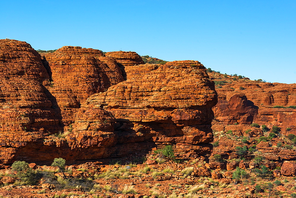 The Domes of Watarrka (Kings Canyon), Northern Territory, Australia, Pacific