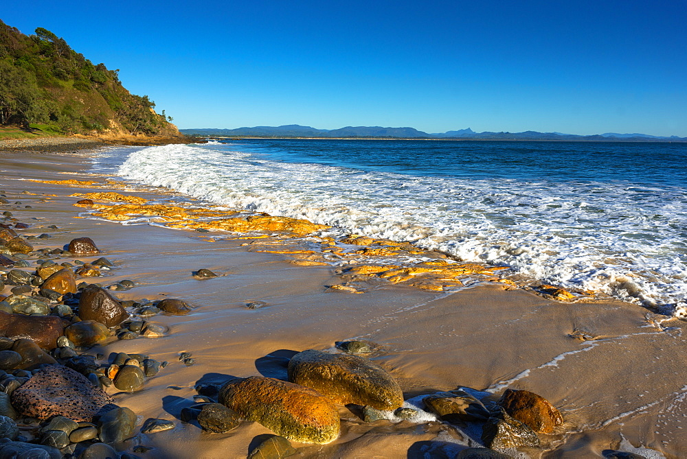 Wategos Beach, Byron Bay, New South Wales, Australia, Pacific