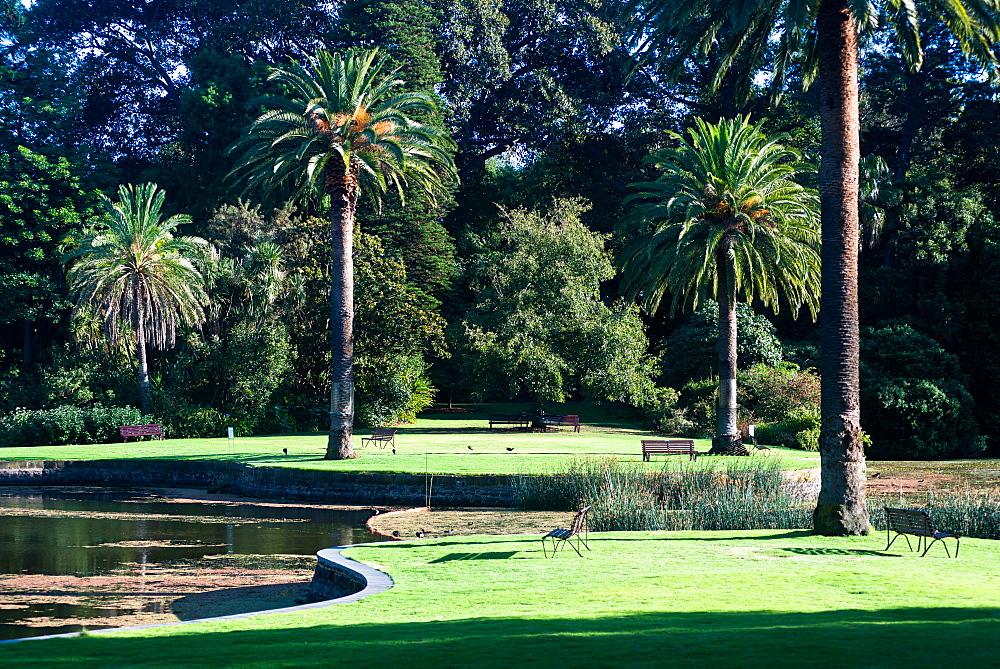 Royal Botanic Gardens, Melbourne, Victoria, Australia, Pacific