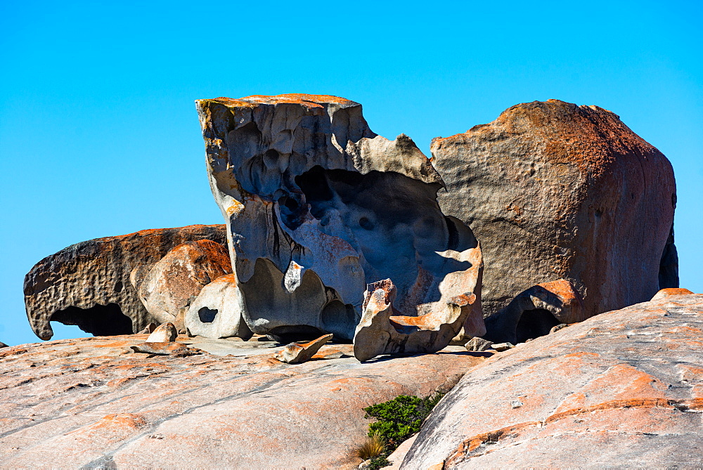Remarkable Rocks, Flinders Chase National Park, Kangaroo Island, South Australia.