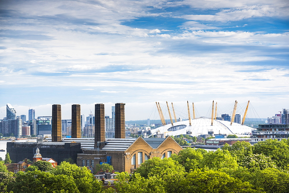 The O2 Arena, Greenwich, London, England - 1272-112