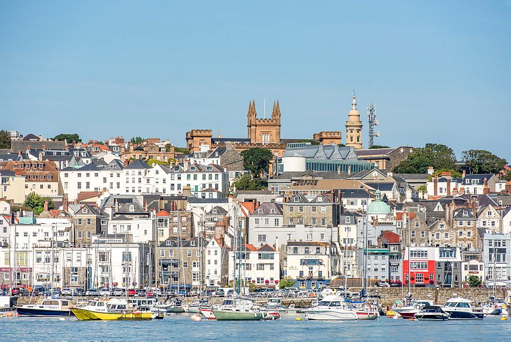 St. Peter's Port, Guernsey - 1272-25