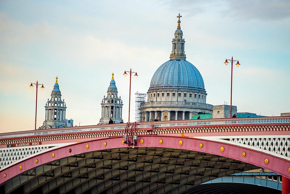 St. Pauls Cathedral, London, England, United Kingdom, Europe - 1272-55