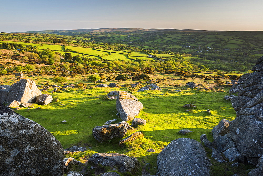 Dartmoor, Devon, England, United Kingdom - 1272-63