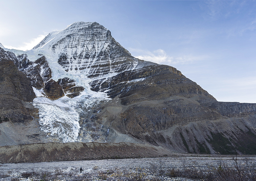 Hiking in the Mount Robson Provincial Park, UNESCO World Heritage Site, Canadian Rockies, British Columbia, Canada, North America - 1275-45