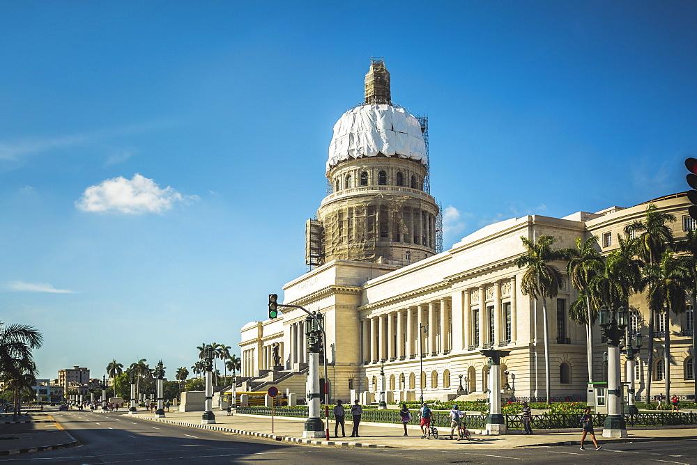El Capitolio in La Habana, Havana, Cuba, West Indies, Caribbean, Central America