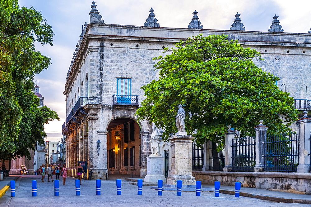 Palacio del Segundo Cabo in La Habana Vieja, UNESCO World Heritage Site, Old Havana, La Habana (Havana), Cuba, West Indies, Caribbean, Central America