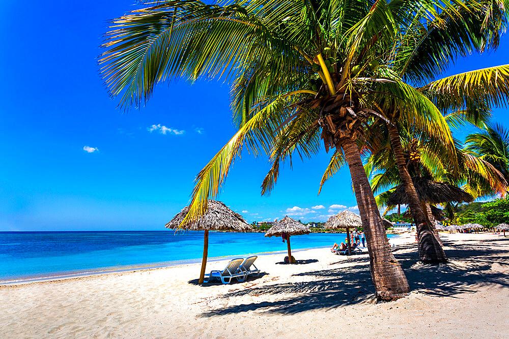 Playa Rancho Luna, Cienfuegos, Cuba, West Indies, Caribbean, Central America