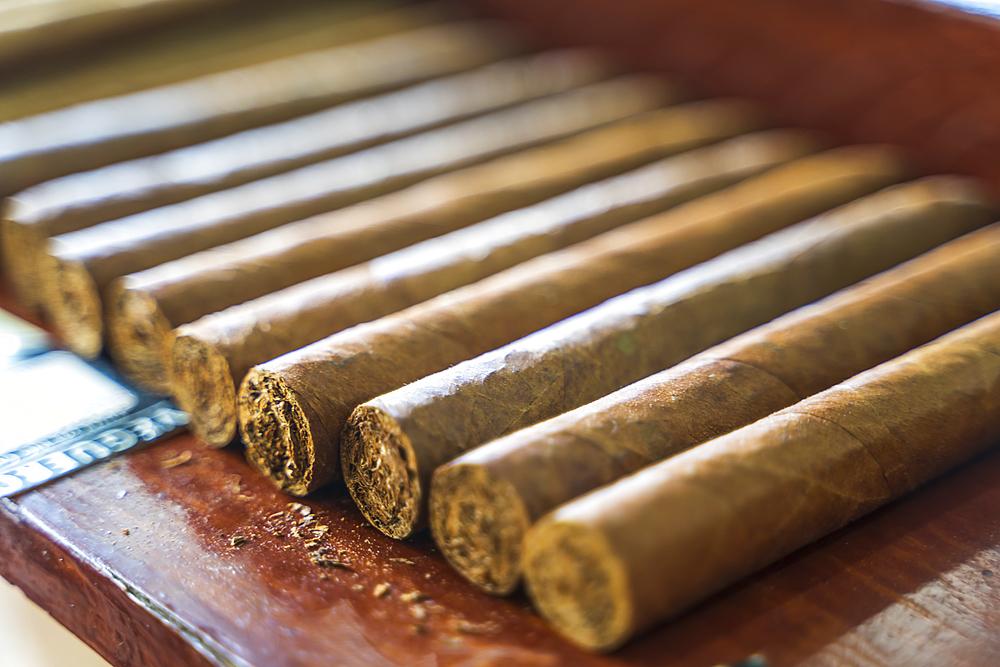 Cigars, Vinales, Pinar del Rio Province, Cuba, West Indies, Caribbean, Central America