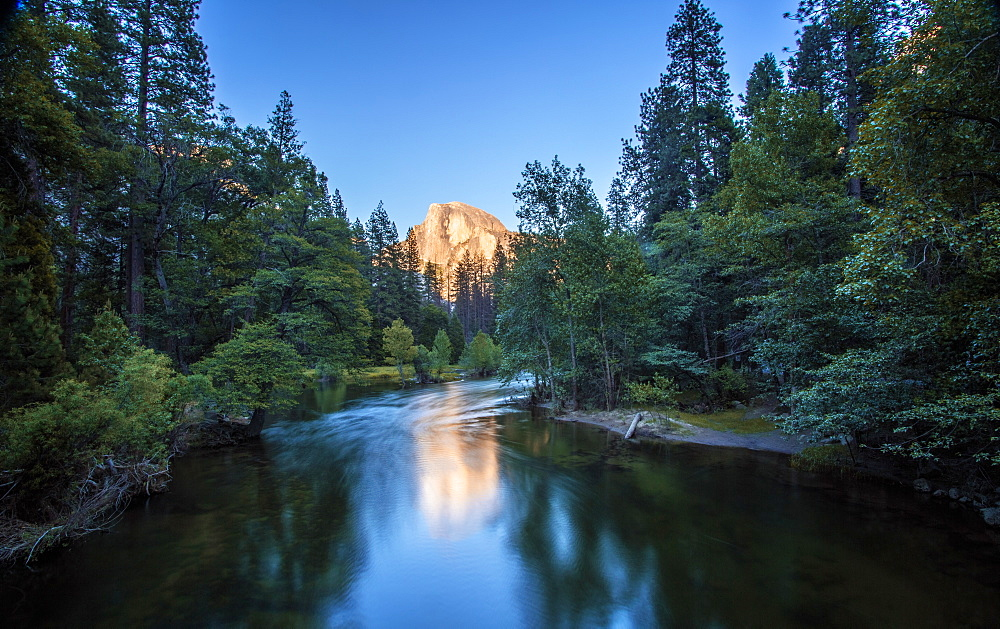 Half Dome, Yosemite National Park, UNESCO World Heritage Site, California, United States of America, North America - 1276-199