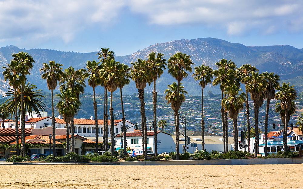Santa Barbara, Malibu Mountains, California, United States of America, North America - 1276-274