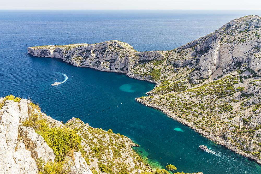 Calanques National Park, Bouches du Rhone, Provence Alpes Cote d'Azur, French Riviera, France, Mediterranean, Europe - 1297-1027