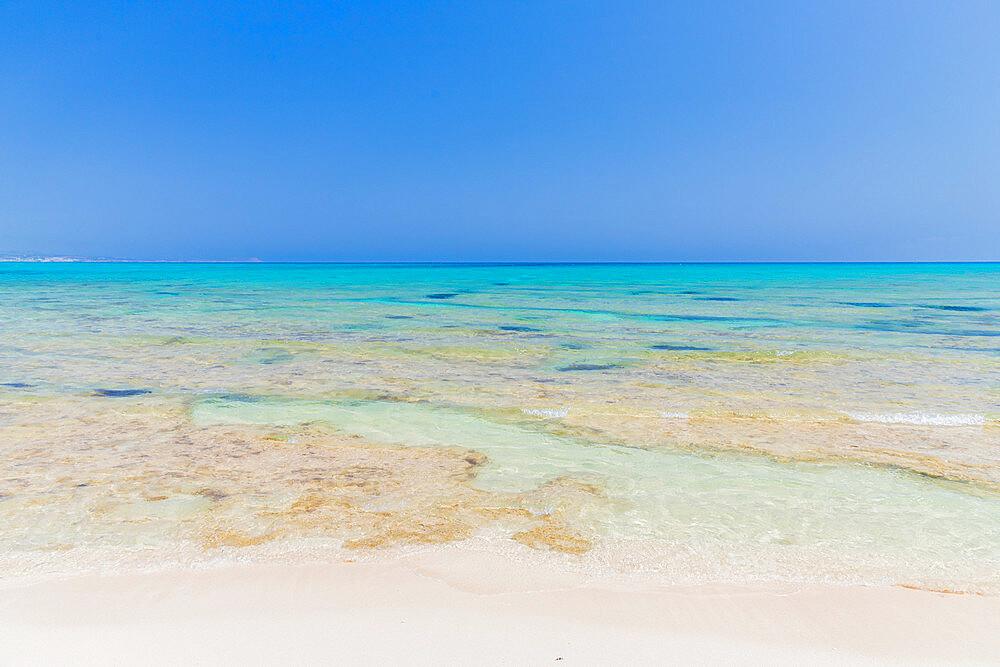 Beach at Potamos, Liopetri, Cyprus, Mediterranean, Europe - 1297-1122