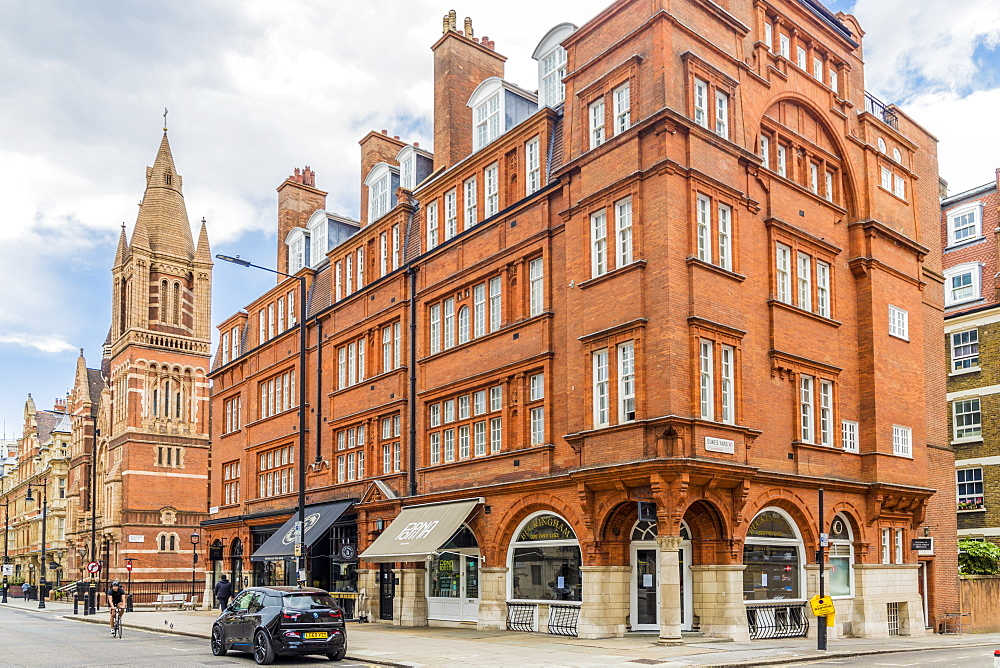 Duke Street, Mayfair, London, England, United Kingdom, Europe - 1297-1183