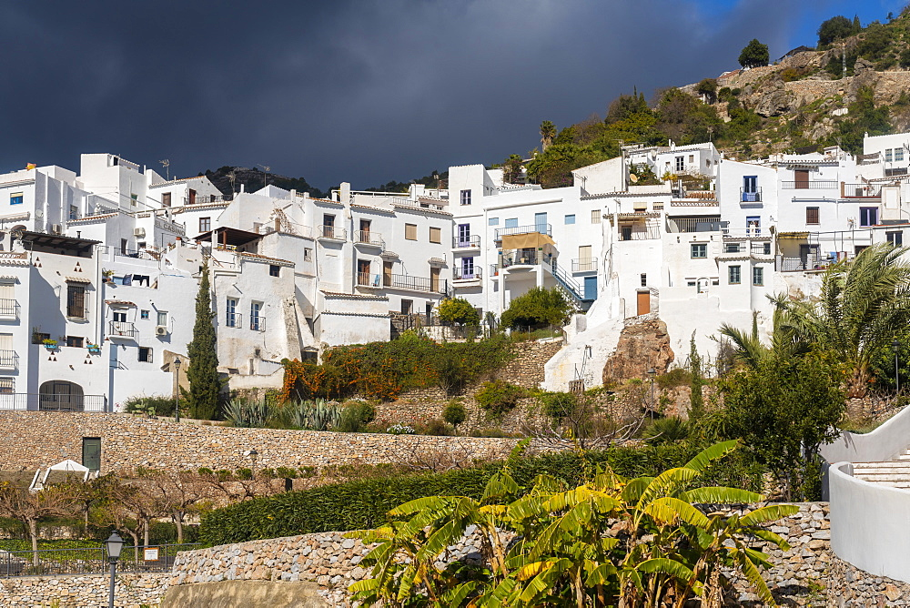 Fragiliana white old moorish village in province of Malaga - 1300-103
