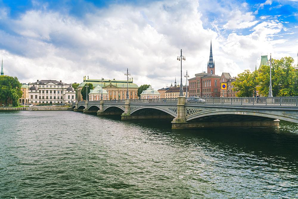 Lilla Vartan, Vasabron, Stockholm, Sweden, Scandinavia, Europe - 1300-324