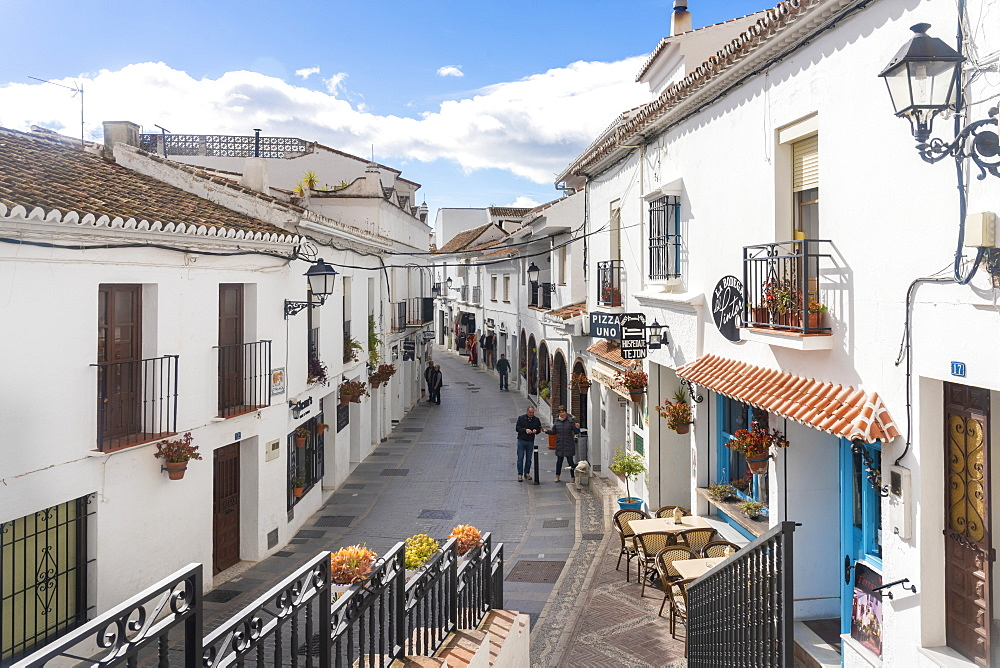 Old white village of Mijas in Malaga province - 1300-94