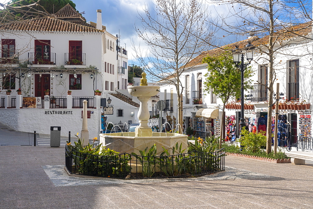 Old white village of Mijas in Malaga province - 1300-96