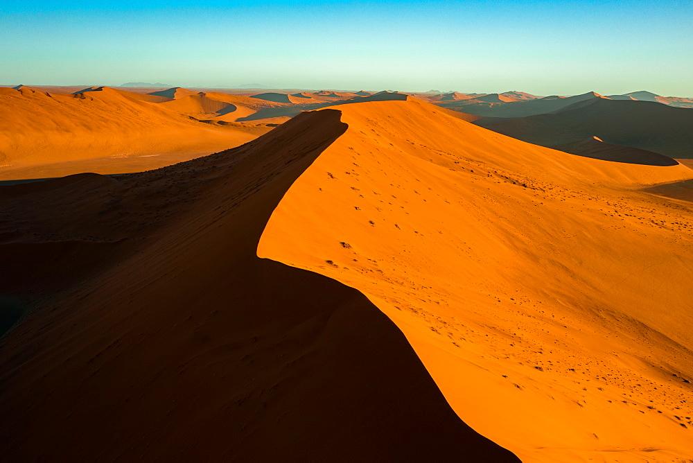 Dunes, Hardap, Namibia, Africa - 1304-45