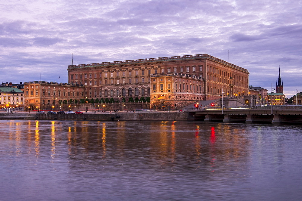 The Kungliga Slottet (the Royal Palace), Stockholm, Sweden, Scandinavia, Europe