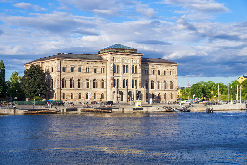 The National Museum building, Stockholm, Sweden, Scandinavia, Europe