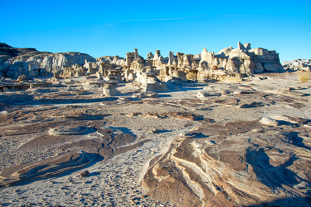 Bisti/De-Na-Zin Wilderness in New Mexico - 1315-163