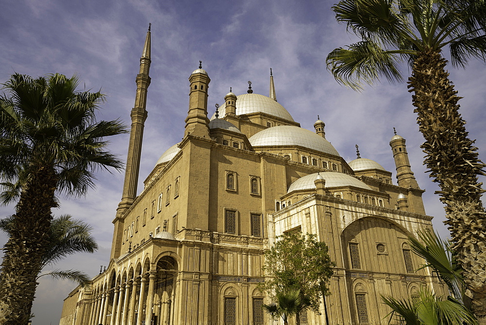 The Great Mosque of Muhammad Ali, Cairo, Egypt - 1320-6