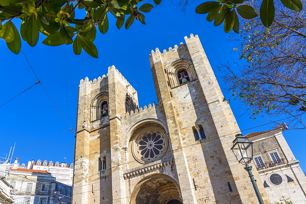 Lisbon Cathedral (the Sé) is a Roman Catholic cathedral located in Lisbon, Portugal