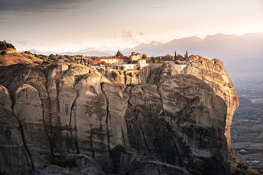 Agios Stefanos monastery, Meteora, Thessaly, Greece - 1336-134