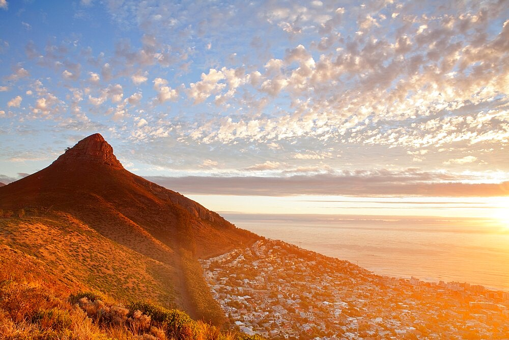 Signal Hill and Sea Point, Cape Town, South Africa - 1338-1