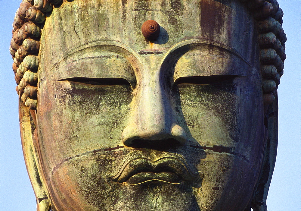 Big Buddha, Kamakura, Japan - 142-3955