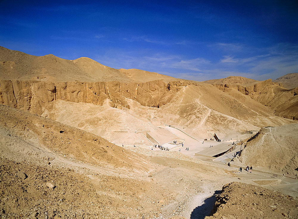 Valley of the Kings, Thebes, Egypt