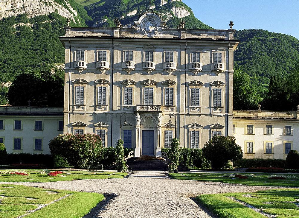 Villa la Quiete, Bolvedro, Lombardy, Italy, Europe
