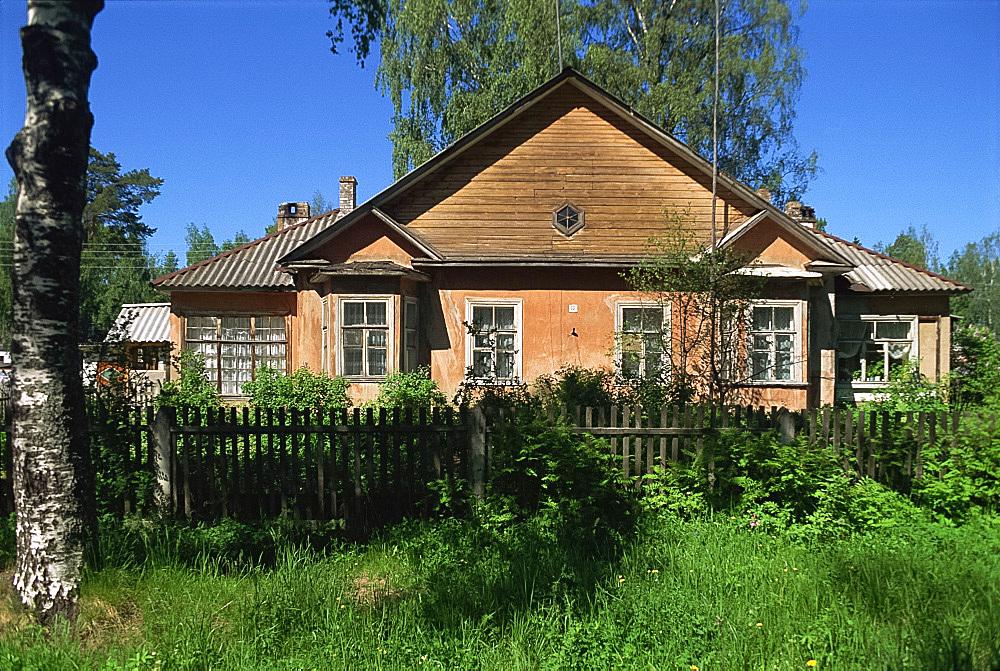 Dacha, Russia, Europe