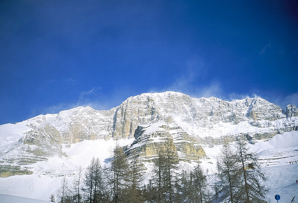 Madonna di Campiglio, Dolomites, Trentino, Italy, Europe