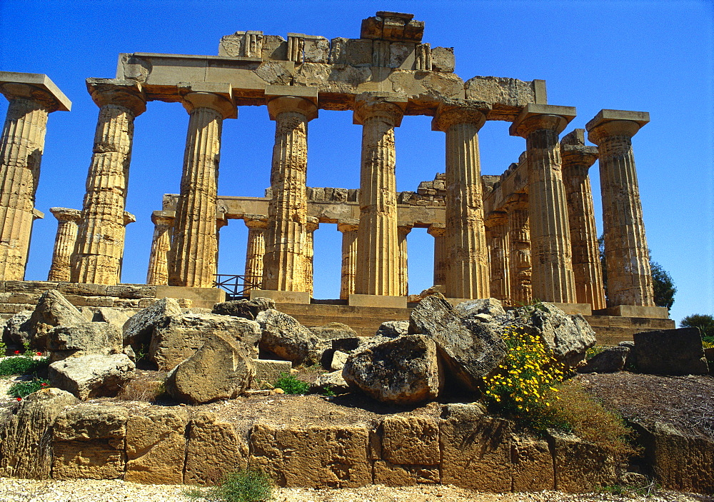 Ancient Greek Temple, Selinunte, Sicily - 172-594