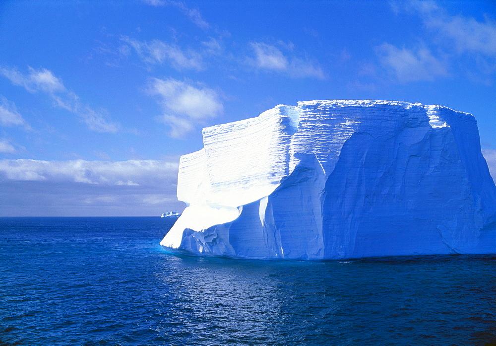 Iceberg, Antarctic - 197-2683