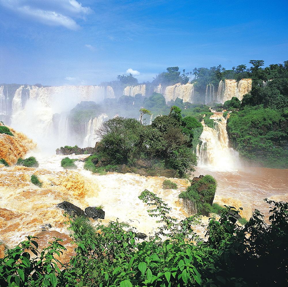 Iguazu Falls, Brazil - 197-4008