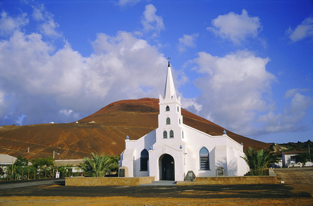 St. Mary's church, Ascension Island, mid-Atlantic Ocean, Mid Atlantic