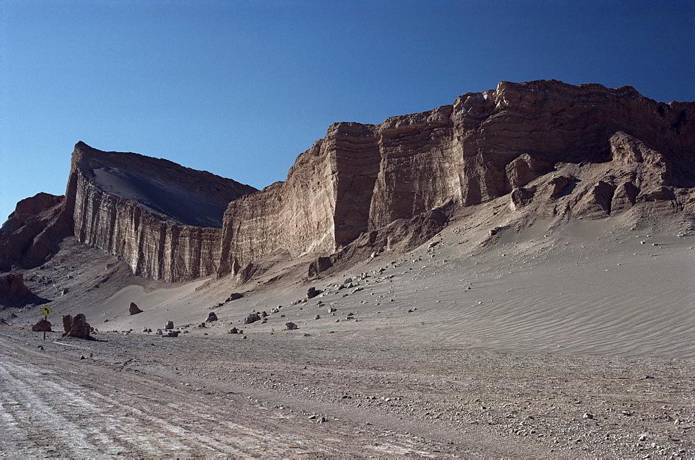 Moon Valley, Atacama Desert, Chile, South America