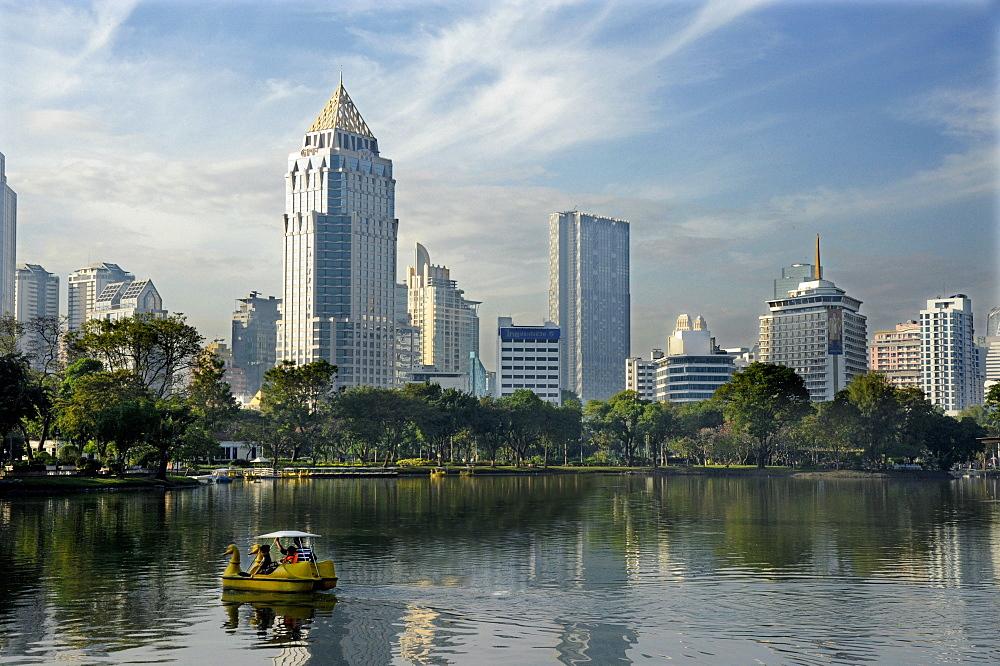 View of Bangkok, Thailand, Southeast Asia, Asia - 238-6455