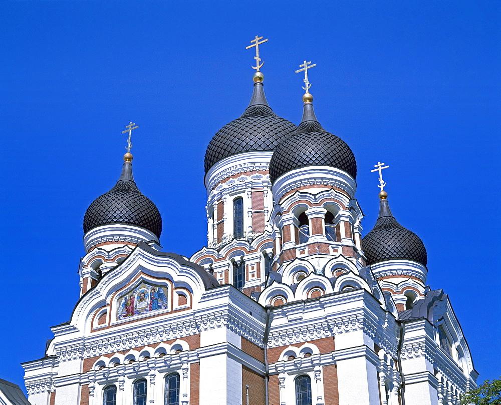 Toom Kirik Church, Tallinn, Estonia, Baltic States, Europe - 252-11412