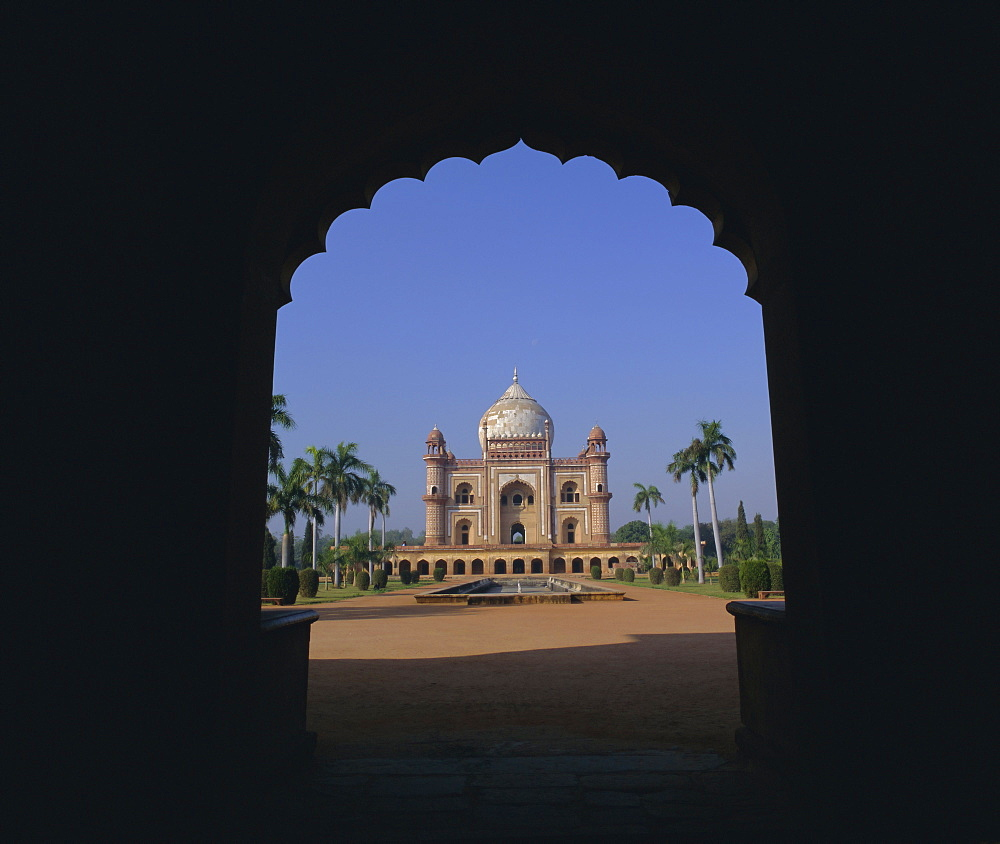 Safdarjang Tomb, Delhi, India, Asia