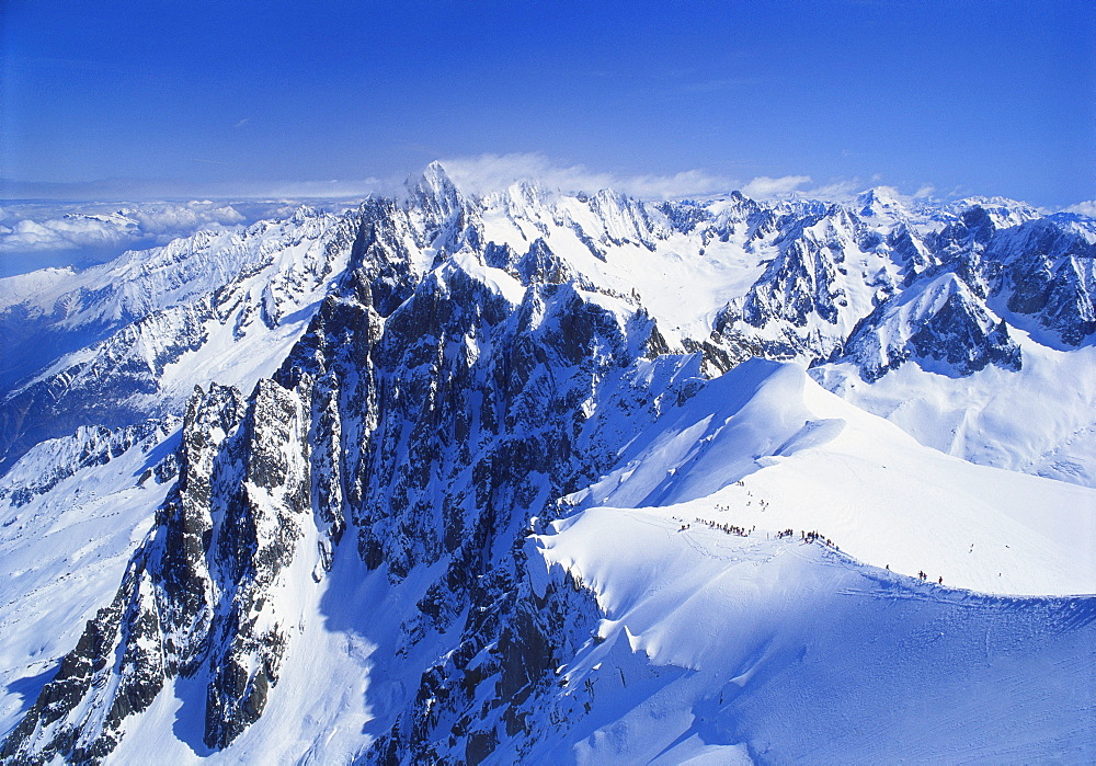 Rhone Alpes, Chamonix, Savoie, France - 252-2239