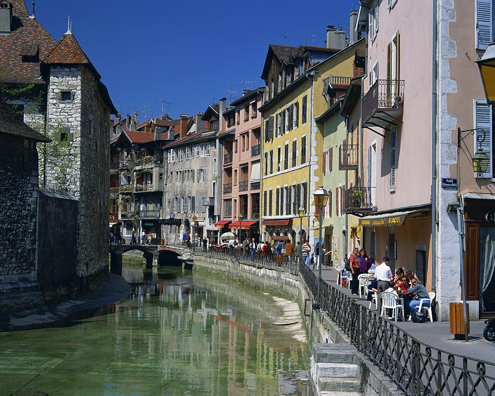Annecy, Haute Savoie, France, Europe