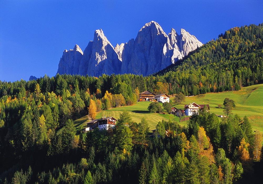 Dolomites, Trentino-Aldo Adige, Italy - 252-5617