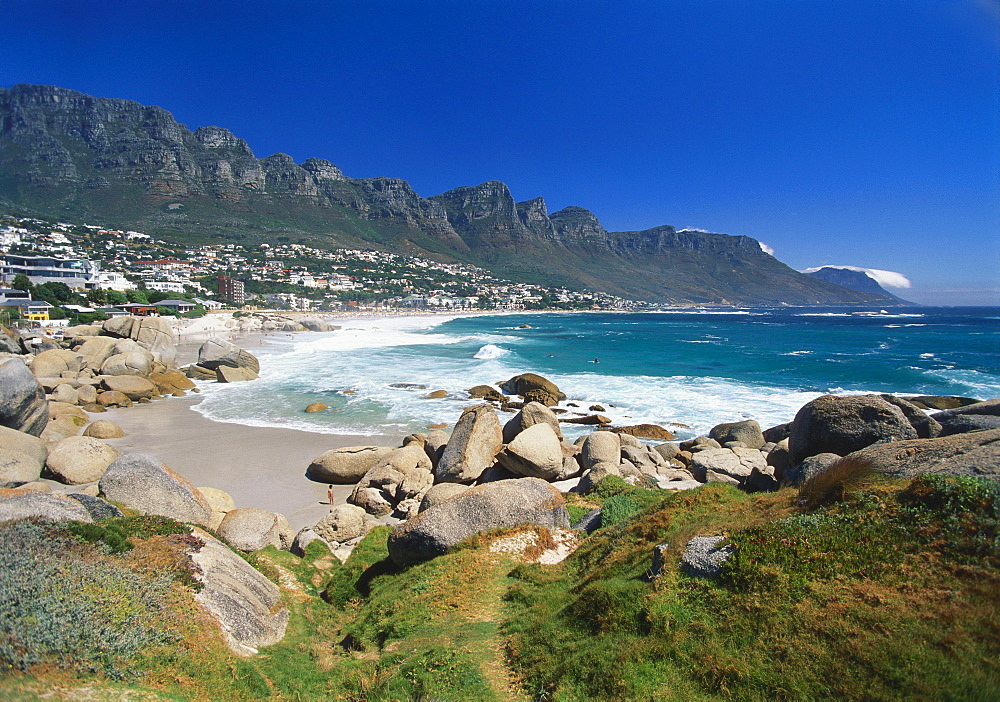 Clifton Beach, Cape Town, South Africa - 252-6642