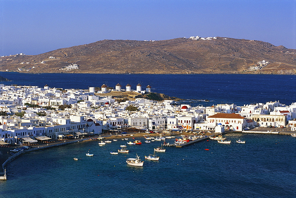 The Cyclades Mykonos, Greece - 252-7270